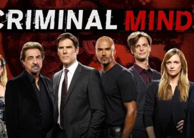 Marcos Liberato Word & Media - Criminal Minds