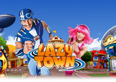 Marcos Liberato Word & Media - LazyTown