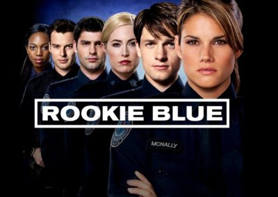 Marcos Liberato Word & Media - Rookie Blue